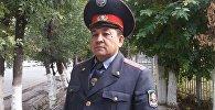 Ош ОИИБдин маалымат катчысы Жеңиш Ашырбаевдин архивдик сүрөт