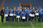 Международный турнир CAFA Women's Cup U-19 в Ташкенте