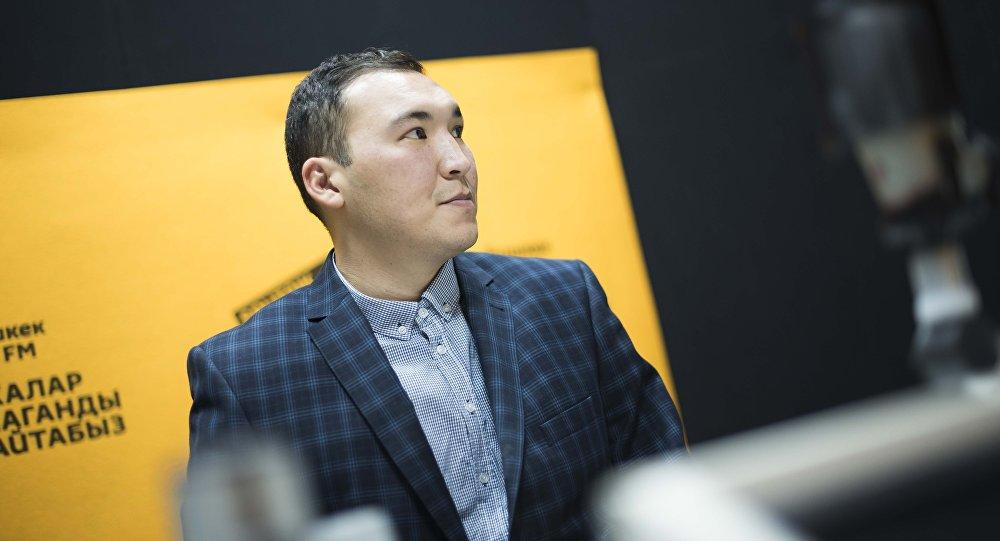 Республикалык тери-венерология борборунун дермотолог-венерологу Кундузбек Тургунбеков