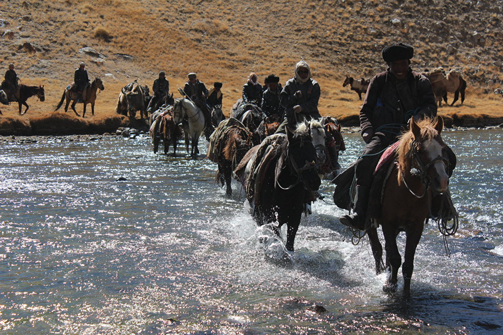 Афганистандагы Памир аймагында акыркы маалыматтар боюнча 2 миңден ашык этникалык кыргыз жашайт