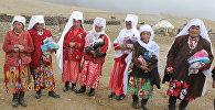 Памирские женщины. Архивное фото