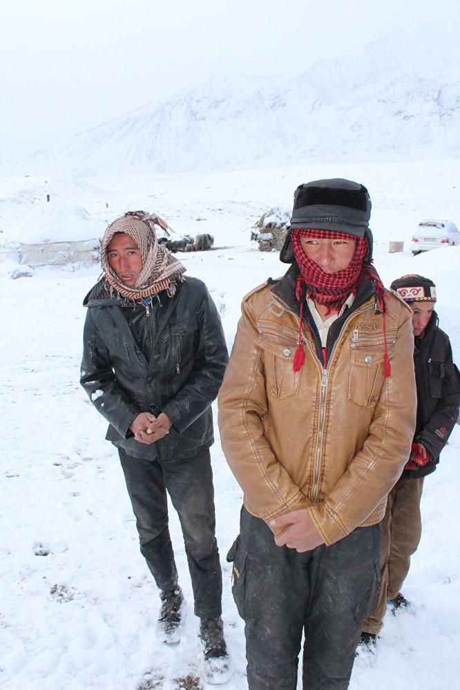 Памирдеги кыргыздар