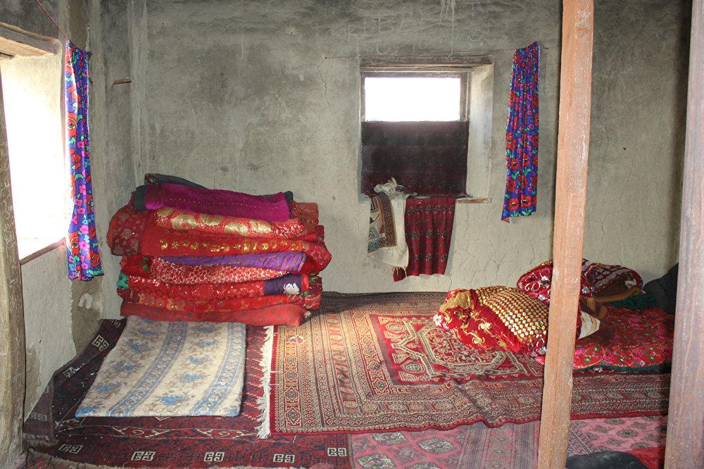 Этникалык кыргыздардын турак жайы