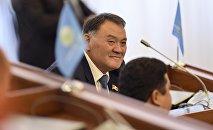 Жогорку Кеңештин депутаты Камчыбек Жолдошбаев. Архив