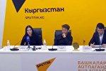 Ника Жолдошева: Оскарга ат салышуу үчүн бизге АКШга ачылган виза керек