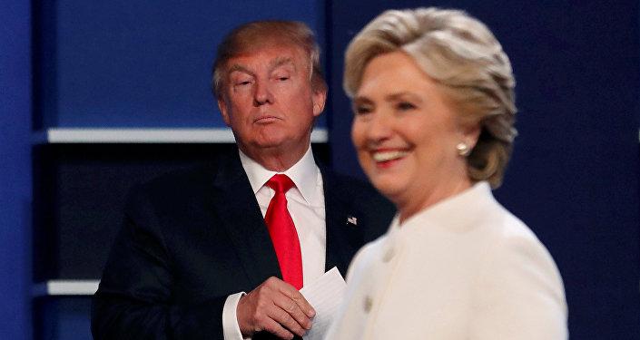Последние предвыборные теледебаты в США