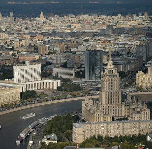 Москва шаарына көрүнүш. Архив
