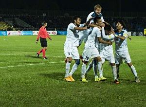 Архивное фото футболистов сборной Кыргызстана