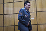 ИИМ жетекчиси Кашкар Жунушалиев маалымат жыйынында
