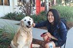 Facebook компаниясында иштеген кыргыз кызы Зарема Асанбекова