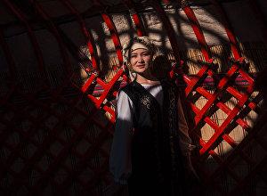 Кыргыз кызы