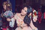 Архивное фото участницы Азии MIX Ситоры Фармоновой