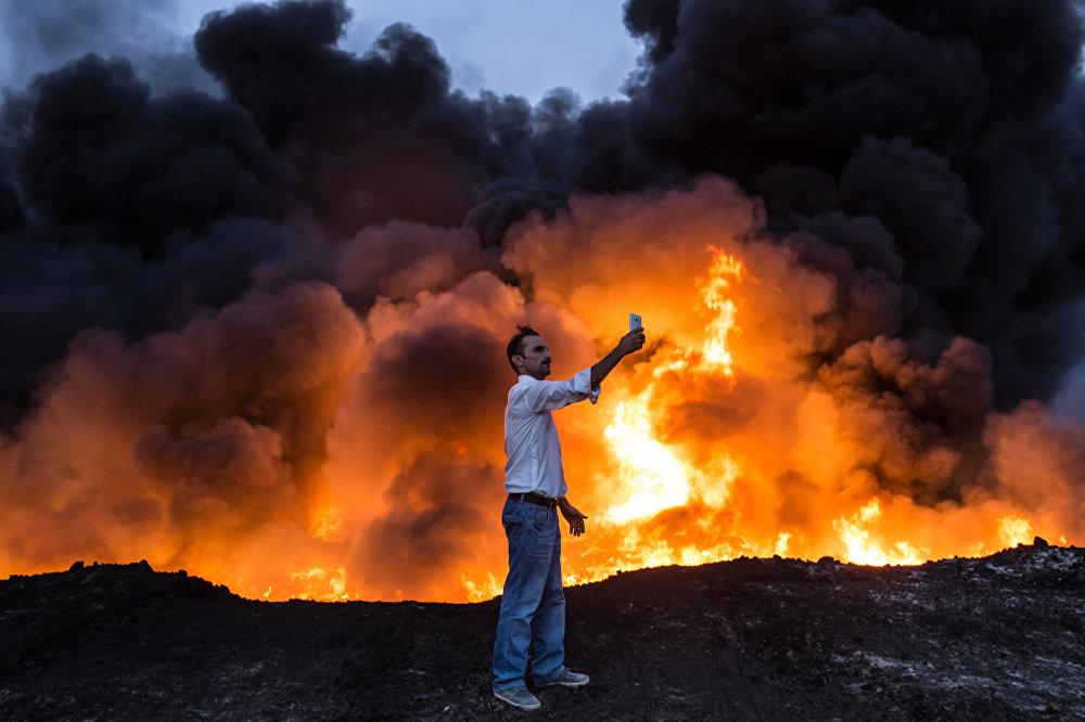 Военная операция по освобождению Мосула от боевиков ИГ в Ираке