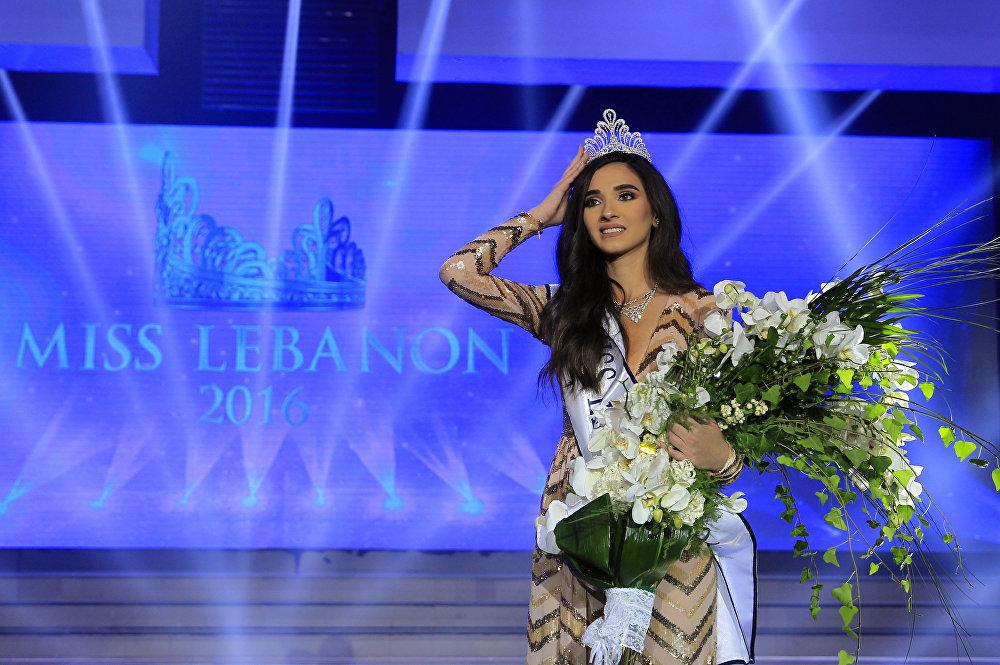 Конкурс красоты Мисс Ливан 2016