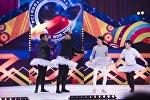 Бишкекте регионалдык Ала Тоо КВН лигасынын жарым финалы өттү