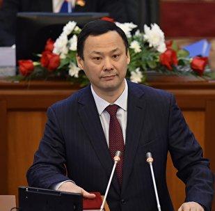 Депутат Руслан Казакбаев