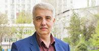 Политолог Игорь Шестаков. Архив