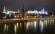 Москвадага Кремль. Архивдик сүрөт