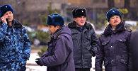 Представители правоохранительных органов. Архивное фото