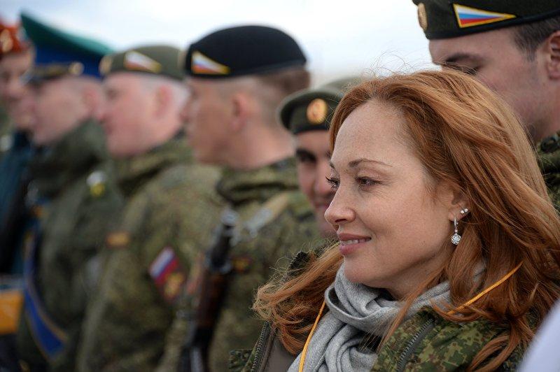 Военно-патриотическая акция Под знаменем Победы