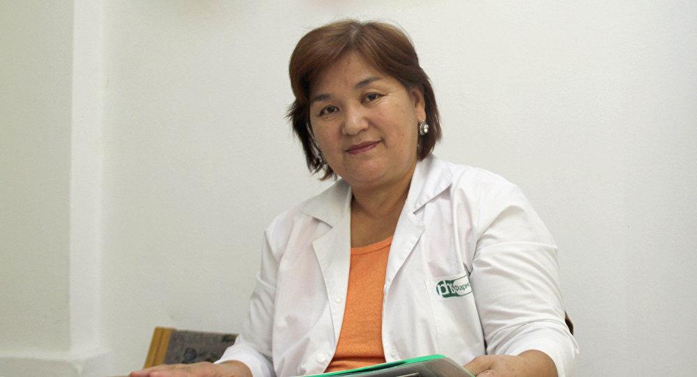 Жогорку даражадагы акушер-гинеколог, үй-бүлөлүк психолог Гүлзина Мадраимова