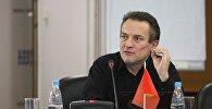 Политолог, Генеральный директор аналитического центра Стратегия Восток-Запад Дмитрий Орлов. Архивное фото