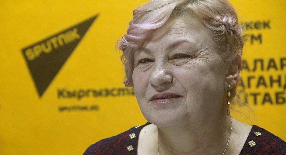 Руководитель общественного объединения Умут-Балыкчи Светлана Баштовенко