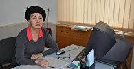 Заслуженный врач КР, заведующий Общественной приемной Минздрава, сосудистый хирург Фатима Турусбекова