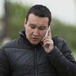 Корреспондент информационного агентства и радио Sputnik Кыргызстан Эркин Алымбеков