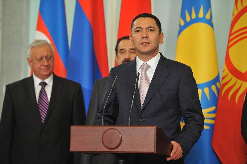 Члены Совета государств — участников СНГ выступили с заявлениями
