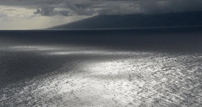 Океан. Архивное фото