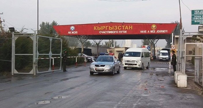 Ответный визит дружбы: вОшприбыла делегация Узбекистана
