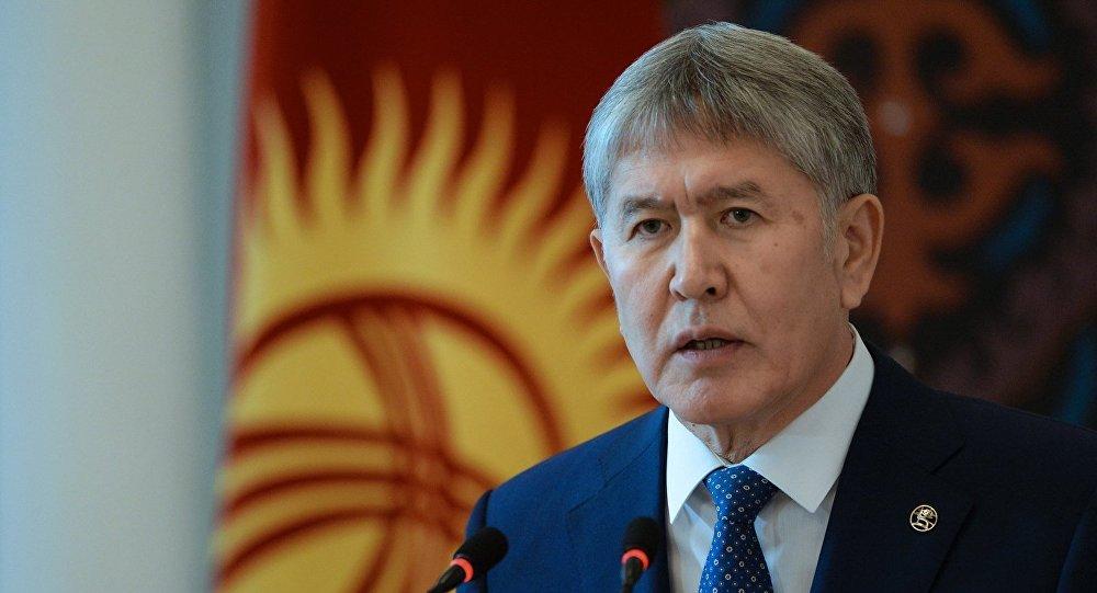 Атамбаев: поправки вКонституцию создадут рай для бизнеса