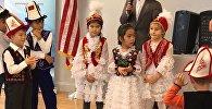 Открытие Кыргызского культурного центра в Чикаго