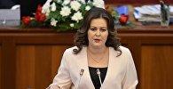 Депутат Наталья Никитенконун архивдик сүрөтү