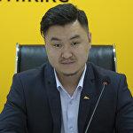 Архивное фото журналиста МИА Sputnik Кыргызстан Азамата Аралбаева