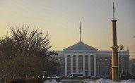Мэрия Бишкека. Архивное фото