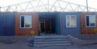 Балыкчы шаарында бөйрөк дартынан жапа чеккен бейтаптар үчүн гемодиализ борбору курулуп жатат