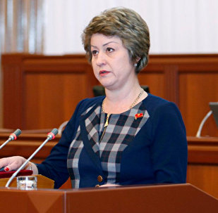 ЖК депутаты Альфия Самигуллинанын архивдик сүрөтү