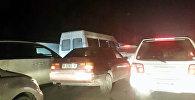 Бишкек шаарындагы Дэн Сяопин жолунун батышты карай кеткен тарабында автотыгын