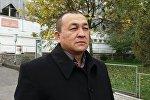Ош ОИИБдин маалымат катчысы Жеңиш Ашырбаев