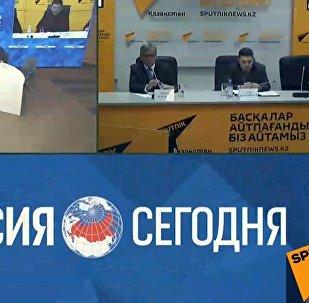 Положение мигрантов из КР обсудили в мультимедийном центре Sputnik Кыргызстан