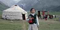 Кадр из фильма Небесное кочевье (Сутак) молодого кыргызского режиссера Мирлана Абдыкалыкова. Архивное фото