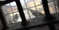 Окно в камере исправительной колонии. Архивное фото