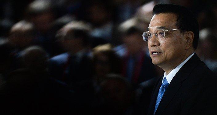 Кытайдын мамлекеттик кеңешинин премьери Ли Кэцяндын архивдик сүрөтү