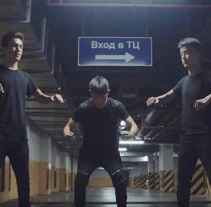 Мутанты KG. Гибкие танцоры ломали кости в Бишкеке