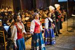 Выступление российских артистов в Бишкеке. Архивное фото