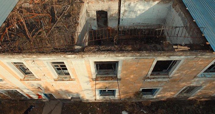 С детьми в разваливающемся доме — как в Шопокове живут погорельцы