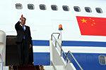 Кытай Мамлекеттик кеңешинин премьери Ли Кэцян расмий сапар менен келди