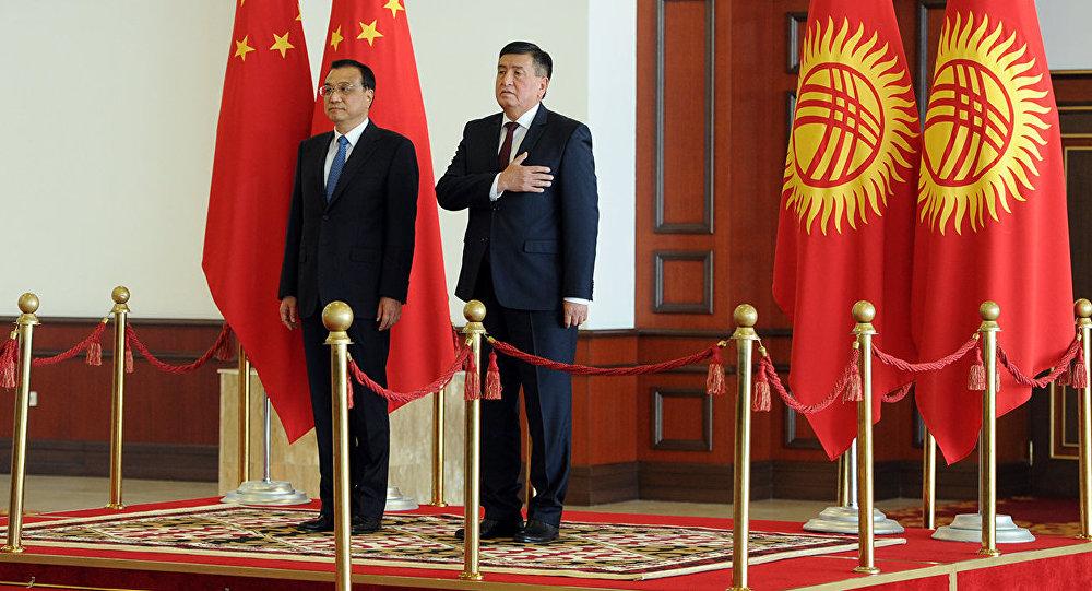 Премьер государственного совета Китайская республикаЛи Кэцян нанесет визиты вКыргызстан иКазахстан